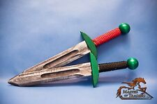 "AMAZING SMALL ""KING'S ARTHUR SWORD"" CHILDREN KIDS ADULT HAND CRAFTED WOODEN TOY!"
