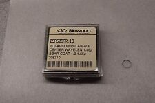 Newport  05P508AR.18 Polarcor Linear Polarizer, 12.7 mm, 1500-1580nm