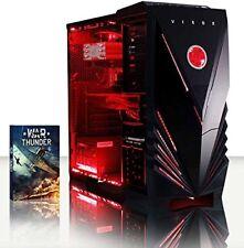 Vibox Warrior 4 PC da Gaming Processore AMD FX 6300 sei Core RAM 8gb (l9p)