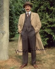 Philip Jackson Photo Signed In Person - Poirot - C328
