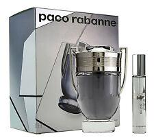 Paco Rabanna Invictus 100ml Eau de Toilette Spray & 20ml EDT