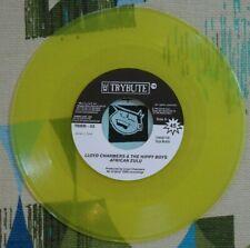 Lord Charmers & The Hippy Boys 45 African Zulu / Safari Reggae Colored Vinyl M-
