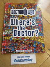 Doctor Who: Where's the Doctor? by Jamie Smart (English) Hardback (HB) Book