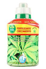 Abono Fertilizante Líquido Crecimiento Cannabis - 400 ml - HA