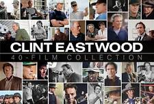 Clint Eastwood: 40-Film Collection (Dvd, 2013, 24-Disc Set)