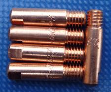 MIG WELDING TIPS MB15 0.6mm  x 5mini Binzel type Pro