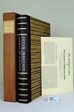Limited Editions Club Peter Ibbetson George Du Maurier Illustrated LEC + Letter