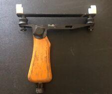 Vintage Rycote Pistol Grip Shotgun Microphone Mic Shockmount