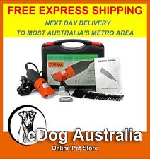 Complete Professional Pet Clipper Kit | Dog | Cat | Horse | Grooming | Styling
