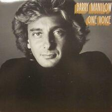 Barry Manilow(Vinyl LP)One Voice-Arista-AL 9505-Canada-VG/NM