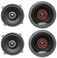 "(4) MB QUART FKB113 5.25"" 180 Watt Car Audio Coaxial Speakers"