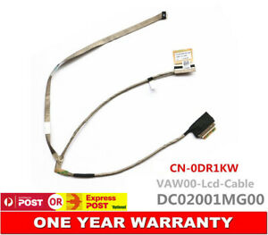 LVDS LED LCD Screen Cable For DELL Inspiron 15R 5521 5537 M531R 5535 3521 Laptop