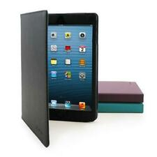Brookstone Leather iPad Stand with Sleeve