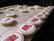 "Chinese Chess, Xiangqi, 12"" magnetic foldable board"