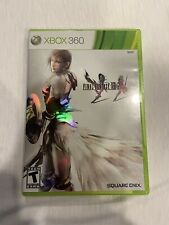 Final Fantasy XIII-2 - Xbox 360 Game - Complete & Tested
