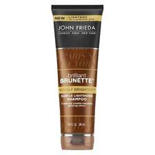John Frieda Brilliant Brunette Lightening Shampoo 8.3 Oz