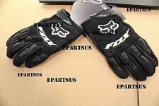 FOX RACING YOUTH DIRTPAW  GLOVES (BLACK) 05623-001-XS