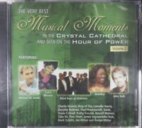 Very Best Musical Moments From The Hour Of Power Volume 2 CD New