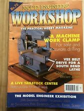 Model Engineers' Workshop Magazine No 70 December 2000