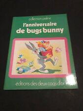 Enfantina -  Praline - deux coqs d'or - L'anniversaire de bugs bunny E1