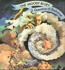 "LP 12"" 30cms: The Moody blues: a question of balance, threshold A7"