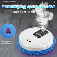Home 3 In 1Intelligent Sweeping Robot Vacuum Cleaner Rechargeable Dry And Wet