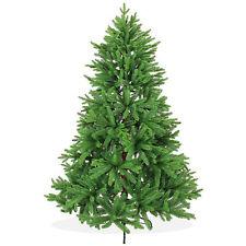 Künstlicher Weihnachtsbaum 180cm Nordmanntanne Spritzguss grüner Tannenbaum;PT07