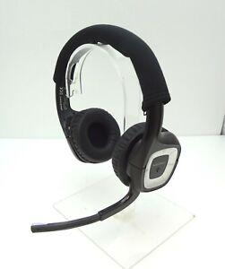 Plantronics 80930-21 Audio 995H-02 Wireless Headband PC Headset. no USB Dongle