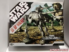 Star Wars 30th Anniversary Saga 2007 Vehicle AT-AP Republic Walker NEW SEALED