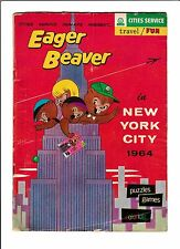 Eager Beaver  [1964  VG+]     GIVEAWAY! -- INFINITY COVER!