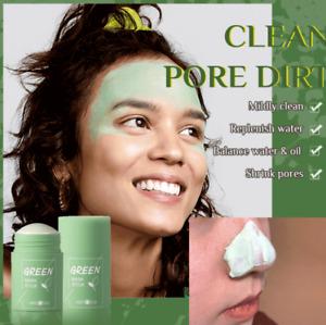 Cleansing Facial MaskStick For All Skin Types (Women & Men) 2021