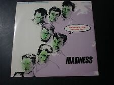 """MADNESS TOMORROW'S JUST ANOTHER DAY 12"""" RECORD UK LIMITED EDITION"""
