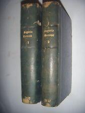 Bateaux: Auguste Marceau, cap de Frégate, cdt de l'Arche d'Alliance, 2 vol, 1877