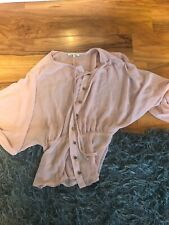 Size 6 River Island Top
