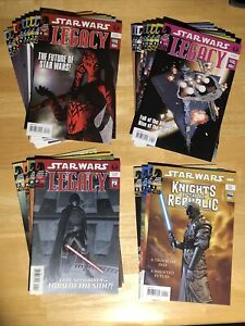 Star Wars Legacy & Knights of the Old Republic, Dark Horse, YOU CHOOSE!, VF/NM
