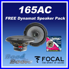 Focal Access 165AC + Dynamat Xtreme Speaker Pack