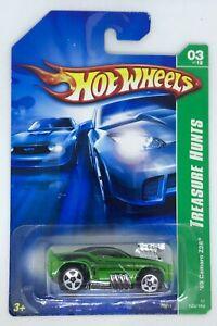 2007 Hot Wheels Treasure Hunts '69 Camaro Z28 Limited Edition # 3 Of 12