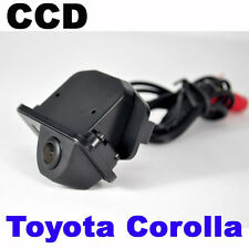 CCD Car Rear view Reverse Camera for Toyota corolla 2008 2009 2010 2011 YL-693