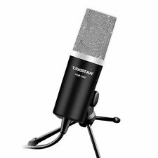 Recording Microphone Usb Fifine Plug & Play Condenser Microphone For PC Laptop