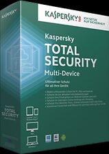 Kaspersky Total Sécurité Multidevice 3 Utilisateur 24 Mois ESD Download