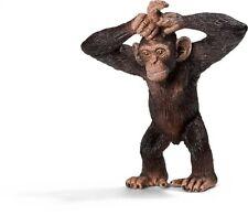 V9) Schleich (14680) Schimpanse Baby Affe Schleichtier Schleichtiere