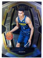 2018-19 Panini Select Premier Level Michael Porter Jr. Rookie RC #134, Nuggets
