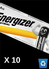 Energizer AA Industrial Battery - Pack of 10