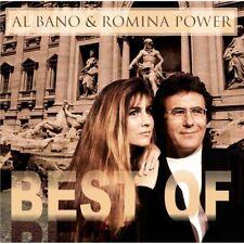 Al BANO, ROMINA POWER-BEST OF-CD NUOVO