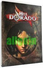 HELL DORADO LIBRO DELLE REGOLE 2008 Idea Edizioni HELL01 Wargame HELLDORADO