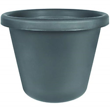 Classic Garden Planter The Hc Companies 6 Inch Flower Pot Planter,Gray