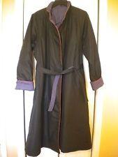 Forecaster International Womens 9/10 Reversible Back/Purple Insulated Raincoat