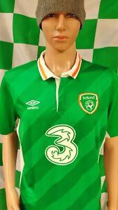Republic of Ireland (Jonathan Walters) Umbro Football Shirt (Adult Large)