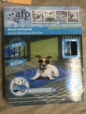"Afp Always Cool Dog Mat M 20""×16"" Keeps Dogs Cool"