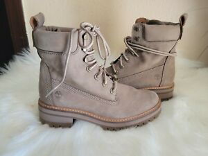 Timberland Courmayeur Valley Water Resistant 6-Inch Hiking Boot Women's 7